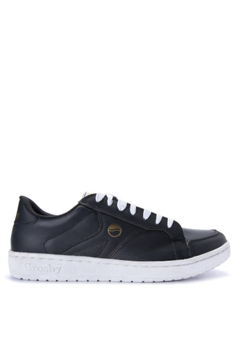 Grosby black Hit2 Sneakers GR420SH0J083PH_1