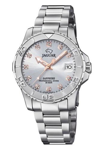 Jaguar silver Jaguar Casual Men's Watches Jaguar Men's Watches JAG J870/2 56BF1ACE2637A4GS_1