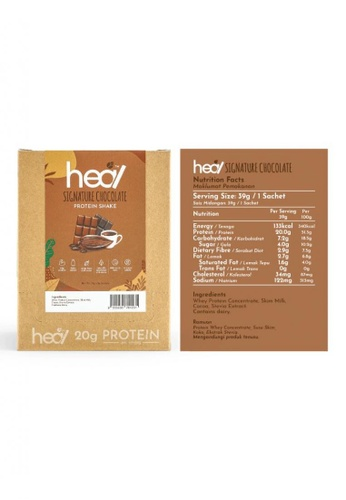 Heal Nutrition Heal High Protein Signature Chocolate (39g, Sachet x 16) 1AC2DESD3C4264GS_1
