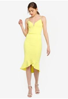 55725190d9 Bardot Kristen Peplum Dress RM 489.00. Sizes 6 8 10 12