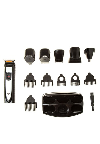 W Elite black Hi-Precision Clipping Set (Cordless Interchangeable Titanium  Blade Clipping Set)