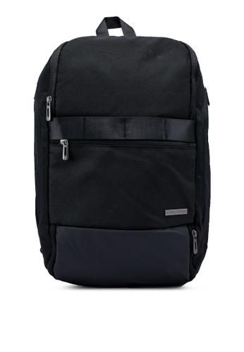361° black LOGO Backpack 57765AC4AEE6CCGS_1