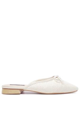 Twenty Eight Shoes 康提藤草編織平底鞋2992-3 54109SHF5CF053GS_1