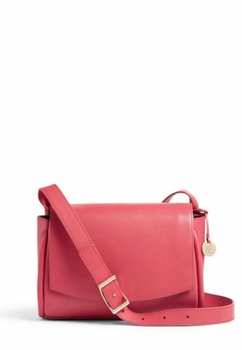SKAGEN red Skagen Sylvi - Leather - Flap Crossbody - Tas Skagen Wanita - SWH0235649 DCD0CACE5C0A22GS_1