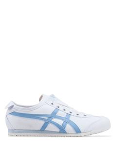 3fab5d3ed4 Onitsuka Tiger white Mexico 66 Slip-On Shoes 52A63SHA0ED589GS 1