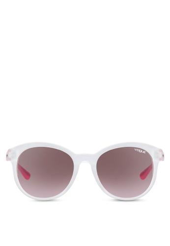 時zalora 順豐尚休閒太陽眼鏡, 飾品配件, 飾品配件