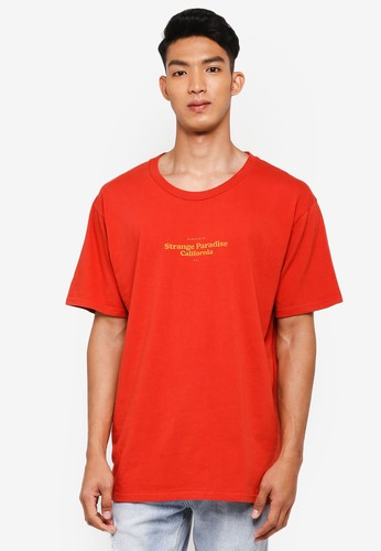 Cotton On red Dylan Tee ADCB6AA8DF1140GS_1