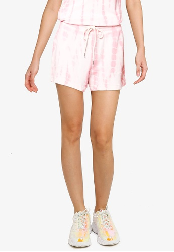 GAP pink Vintage Soft Shorts EBC09AA140E411GS_1