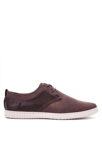 H2Ocean brown Chilton Sneakers H2527SH0KAJ3PH_1