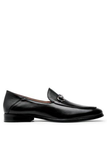 Twenty Eight Shoes Leather Horsebit Loafers DS890107. D7D5ASHA833999GS_1