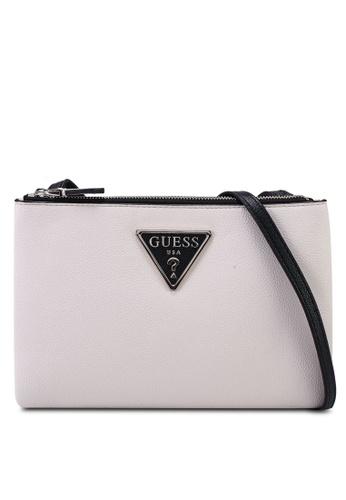 Wilder Double Zip Crossbody Bag