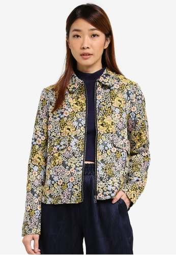 Selected Femme black Sfmilena Short Jacket Ka SE157AA0T0DLMY_1