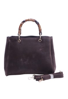 Classy Design Plain Handbag For Women