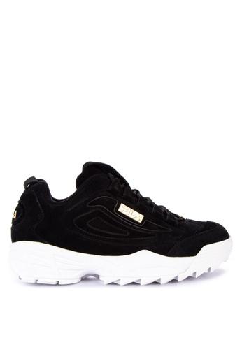 Fila black Disruptor 3 Ms Sneakers 7754FSHD21C0B1GS_1