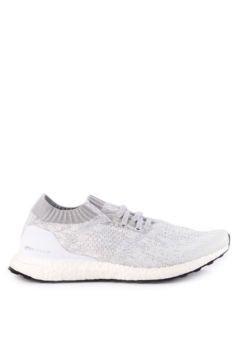 adidas white and multi adidas ultraboost uncaged 7CEEBSH89CAF8CGS_1