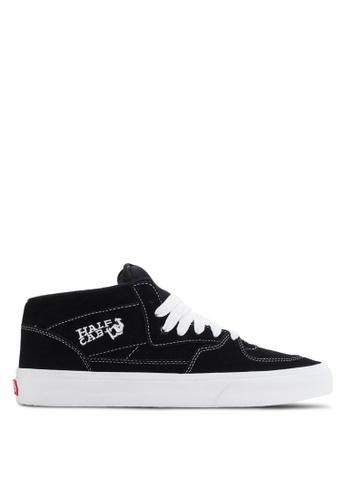 VANS black Core Classic Half Cab Sneakers B6CA5SH83329E7GS_1