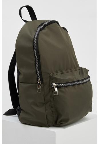 DeFacto green Backpack 97CCFACAA3D44EGS_1