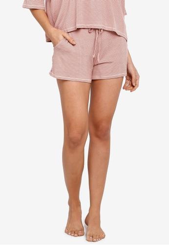 Cotton On Body 多色 Sleep Recovery 短褲 16738AA86B8C20GS_1