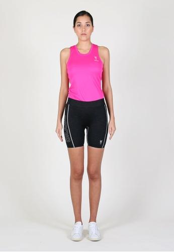 AMNIG black Amnig Women React Training Shorts 1E6C2AAD3EFE58GS_1