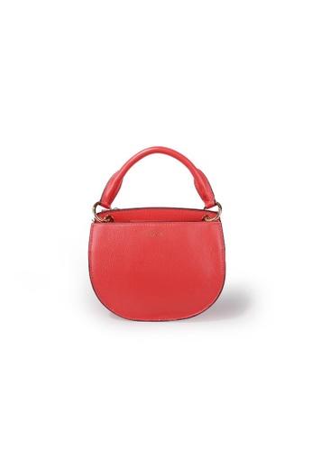 Esfolar 橘色 Esfolar Saddle Bag (EA190009) 6C6B4ACA6F003EGS_1