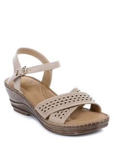 Lyss Wedge Sandals