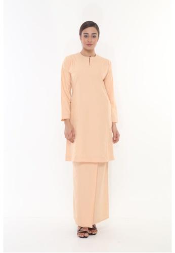 Amar Amran brown Baju Kurung Pahang Qirana A9BD2AA06AAD59GS_1
