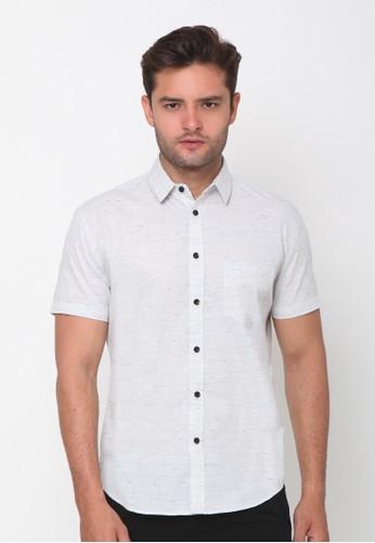 Ornith white Button Up Male Shirt 2C7AEAA802150AGS_1