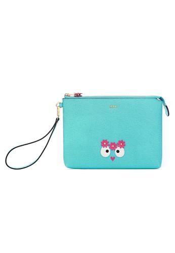 BONIA blue Mei Mei the Lamb Mini iPad Case BO710AC90IMRID_1