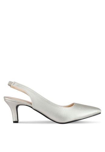 Spiffy gold Evening Formal Heels 235A7SHACD4C0DGS_1