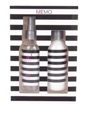 MEMO black Body Mist and Body Lotion Gift Set 7E392BECCB0134GS_1