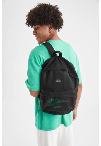 DeFacto black Backpack C242CAC64B8D10GS_1