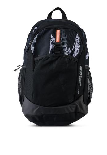 361° black Basketball Backpack C7676AC274B135GS_1