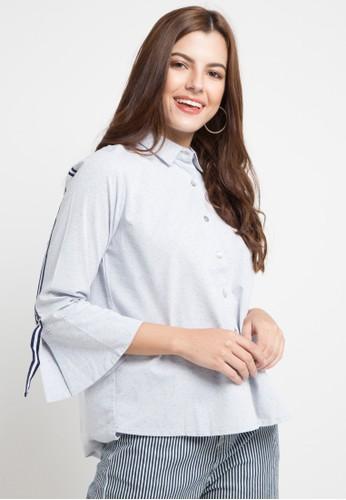 Lois Jeans blue Filafil Blouse D18A3AAE6005BFGS_1