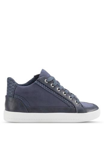 Call It Spring navy Swetiue Sneakers CA512SH04RBJMY_1