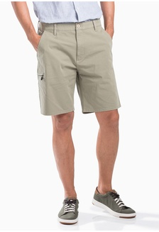 950cce8be94e ... Dockers Alpha Khaki Smart 360 Flex Shorts, Straight Fit Men 69807-0006