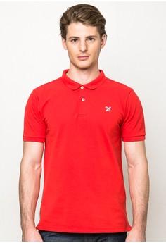 Short Sleeve Pique Polo Shirt