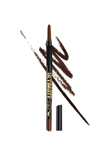 L.A Girl brown LA Girl Ultimate Eyeliner 327 Lasting Brown 75358BEF379456GS_1