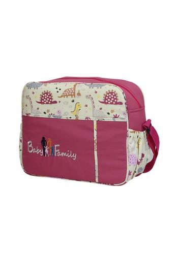 Baby Scots Tas Medium Perlengkapan Bayi Baby Family 6 - Diapers Bag BFT6201 D7BC2KC7BB9128GS_1