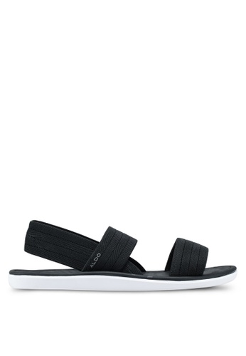 ALDO black Ralinna Sandals 45C51SHB506667GS_1