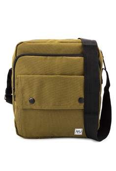 MJ Sling Bag With Flap