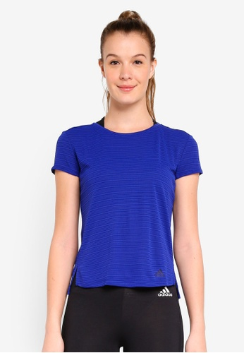 adidas blue adidas freelift chill tee 05286AAF070AB1GS_1