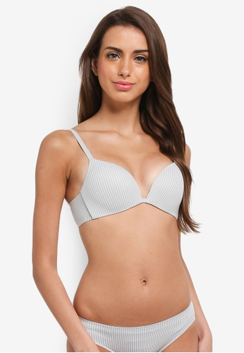 Calvin Klein multi AF Conv.Push Positive Bra - Calvin Klein Underwear 6A65CUSFC6BF37GS_1