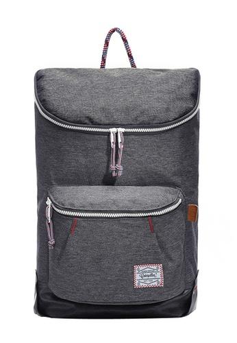 Caterpillar Bags & Travel Gear grey Essential Original Backpack M CA540AC03ISAHK_1