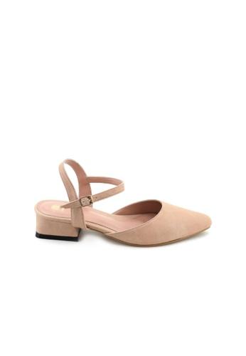 Bata Bata Women Heels - Pink 6115636 F71B1SH6785B86GS_1
