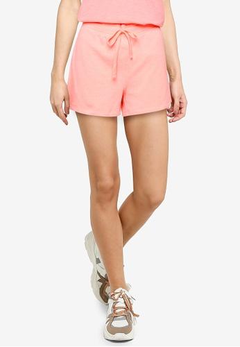GAP orange Fleece Shorts 5A562AA5606950GS_1