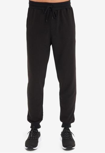 Trendyol black Plain Jogger Pants 4C554AA2B2C732GS_1