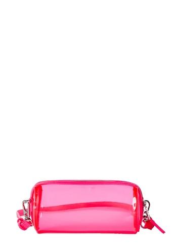 KARL LAGERFELD pink K/Journey Transparent Barrel 39E56ACAEE73C6GS_1
