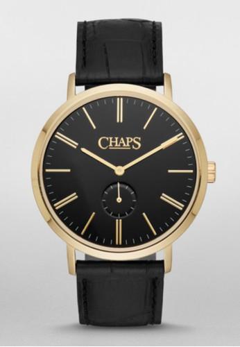 CHAPS Dunham經典esprit門市腕錶 CHP5048, 錶類, 休閒型