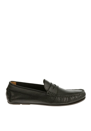 Sebago black Tirso Penny Driving Shoes SE328SH13OWGPH_1