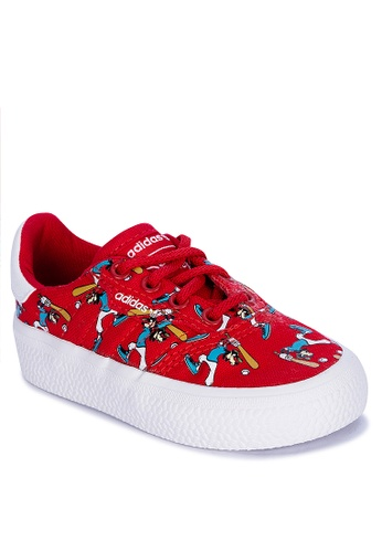 ADIDAS red 3mc x disney sport goofy shoes A706BKS185DF14GS_1